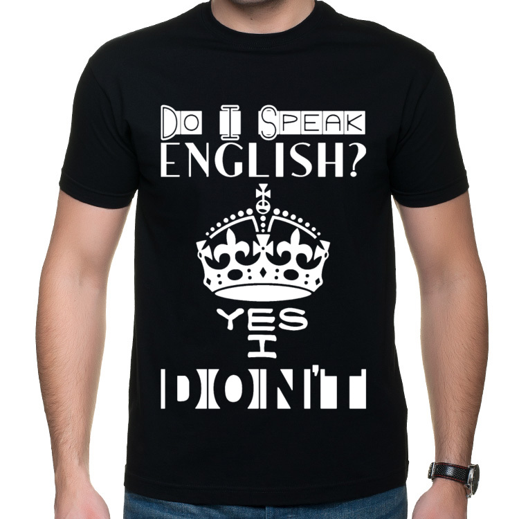 Do I speak English? (Napisy: Biel)